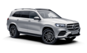 The all new GLS SUV